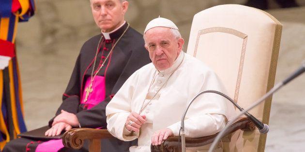 El papa Francisco, protagonista de la portada de 'Rolling Stone'