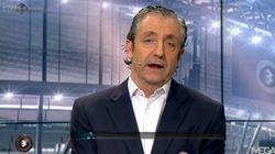 Twitter se mofa de Pedrerol tras dar por derrotado al Barça antes de
