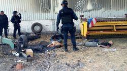 Policías contra sicarios: 43 muertos en