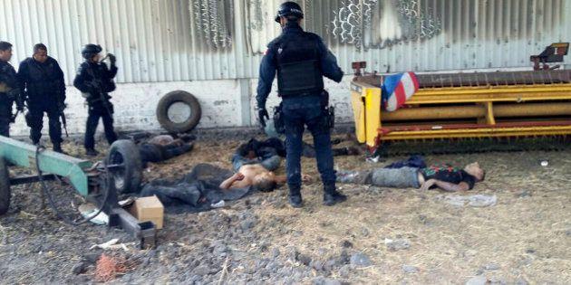 La violencia resurge con fuerza en estado mexicano de Michoacán con 43