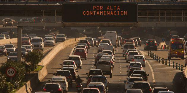 El Ayuntamiento de Madrid desactiva el protocolo de contaminación y el lunes se circulará sin