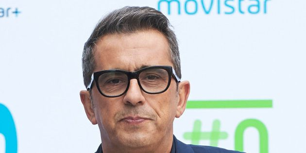 Andreu Buenafuente, en Vitoria en septiembre de