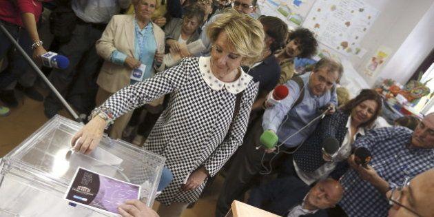 Aguirre espera que el Espíritu Santo inspire a los madrileños en este domingo de