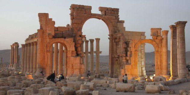 El Estado Islámico mata a 400 personas en Palmira según el régimen