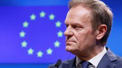 Polonia amenaza con bloquear la cumbre europea si Donald Tusk es