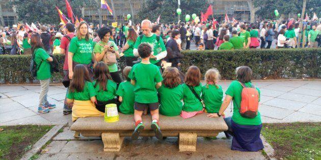 La Marea Verde vuelve a tomar las calles:
