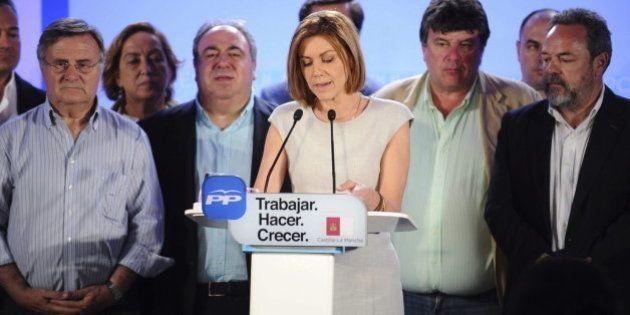 Cospedal pierde la mayoría absoluta en Castilla-La