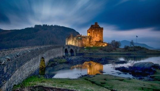 10 castillos pasados por agua