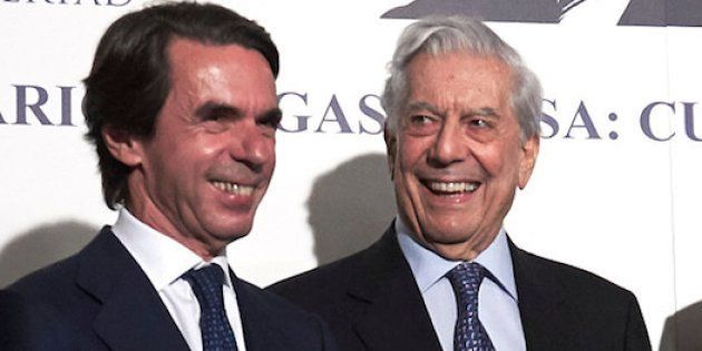 Vargas Llosa compara las supuestas amenazas de Podemos con