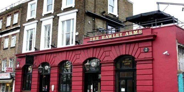 Amy Winehouse empezó su carrera musical en the Hawyley