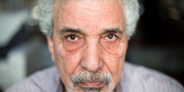 Mustafa Khalifa, autor de 'El Caparazón: Diario de un mirón en las cárceles de Al-Asad', descrito como...