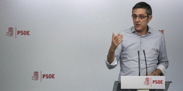 La respuesta de Eduardo Madina a Vargas Llosa por la comparación