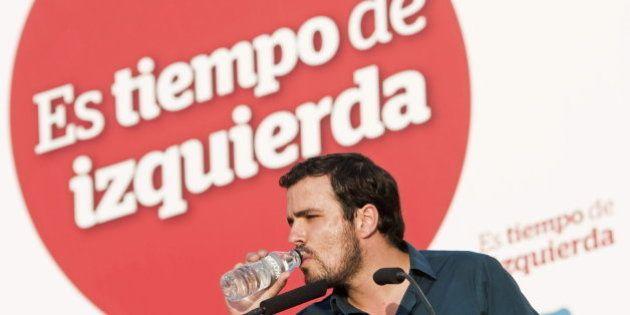 Alberto Garzón (IU):