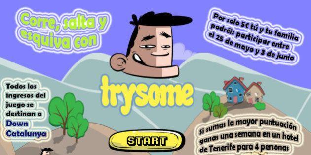 Trysome, el videojuego solidario para ayudar a los que tienen síndrome de