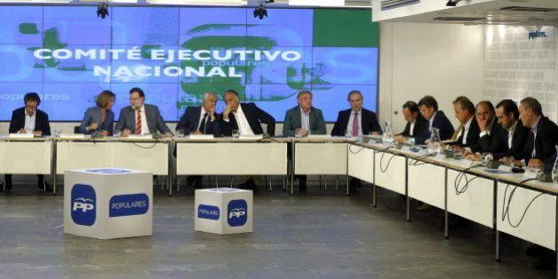 Estampida en el PP: Fabra, Bauzá y Rudi dejarán de ser líderes