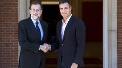 Sánchez reclama a Rajoy que abra una negociación