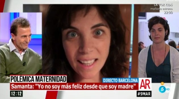 Samanta Villar desquicia a Lecquio por sus palabras sobre la