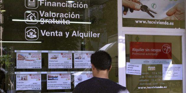 La firma de hipotecas sobre vivienda frenÓ su avance hasta el 14 % en
