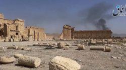 Las ruinas de Palmira no han sufrido daños, según las autoridades