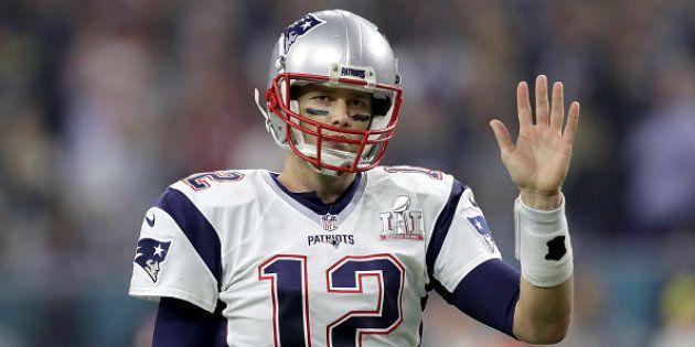 La emotiva felicitación al Barça de Tom Brady, estrella del fútbol