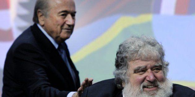 Chuck Blazer, el 'topo' del FBI en la FIFA, hombre clave en las