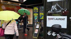 Yves Saint-Laurent retira una campaña publicitaria tras numerosas