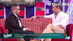 Alonso Caparrós habla de su adicción a las drogas en 'Sálvame