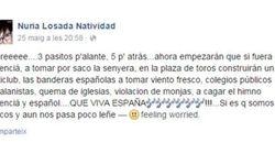 Una concejal del PP de Valencia dice que el 24M traerá la