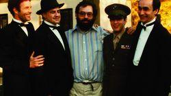 Coppola, De Niro y Al Pacino se reunirán para celebrar los 45 años de 'El
