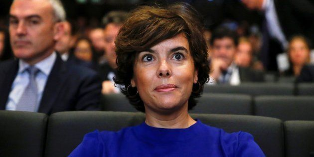 El PSOE pedirá la reprobación de Sáenz de Santamaría por la actuación policial del