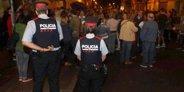 Cuentos catalanes con Mossos