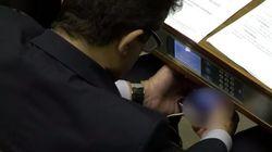 Un diputado brasileño, cazado con un vídeo porno en plena