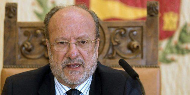León de la Riva, alcalde de Valladolid, condenado por un delito de