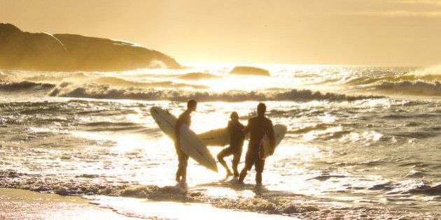 Glassy: wearables para surfistas made in
