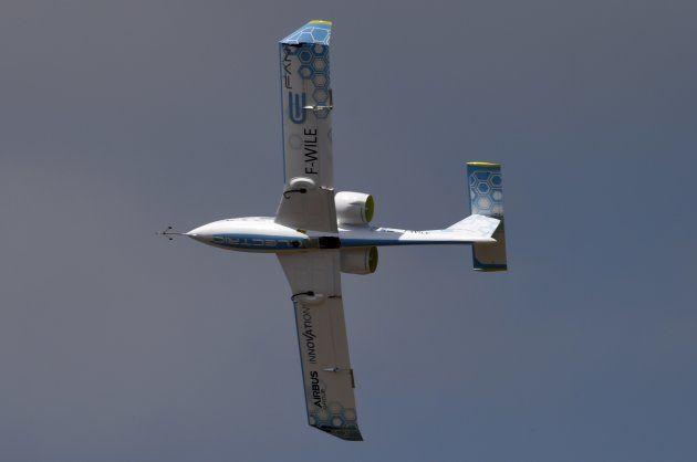 Aviones eléctricos: cómo el transporte aéreo comercial será