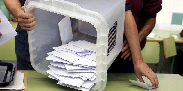 Después de un referendum de cartón