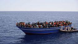 La desesperación no cesa: 4.200 rescatados en aguas de