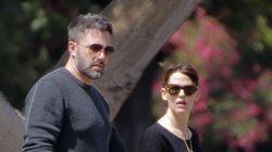 Ben Affleck y Jennifer Garner responden ASÍ a los rumores de