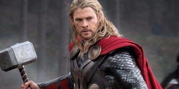 Los entrenamientos de Chris Hemsworth para conseguir el cuerpo de