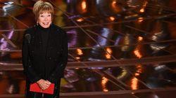 Shirley MacLaine, enfadada con la organización de los