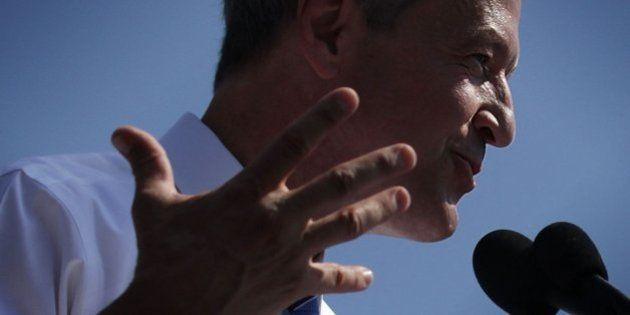 El demócrata Martin O'Malley se suma a la carrera hacia la Casa