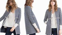 Zara reedita su abrigo viral de 2016 y saca la versión