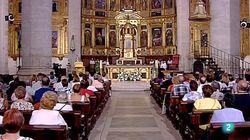 La Santa Misa se dispara en audiencia en La 2 tras la petición de Iglesias de