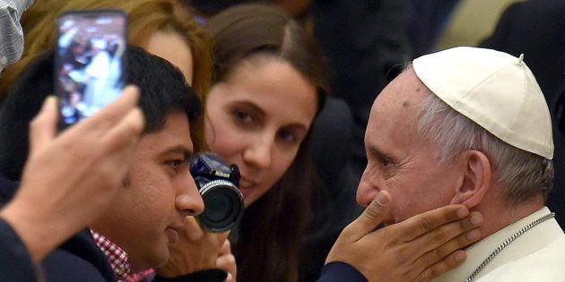 El papa Francisco cumple este lunes cuatro años de