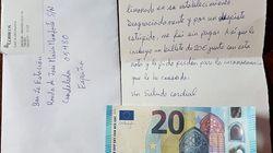 Un bar de Ávila recibe ESTO de un cliente que se había marchado sin