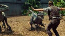VÍDEO: La inteligencia de los velocirraptores en 'Jurassic