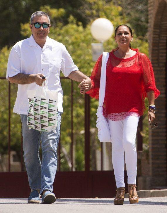 Isabel Pantoja sale de la cárcel para un permiso de cuatro