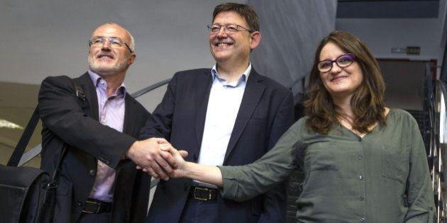 Avanza la negociación de la izquierda en la C.Valenciana, pero sin acordar quién será