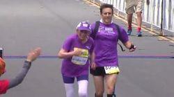Termina una maratón... ¡con 92
