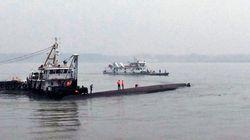 Más de 400 desaparecidos tras un naufragio en